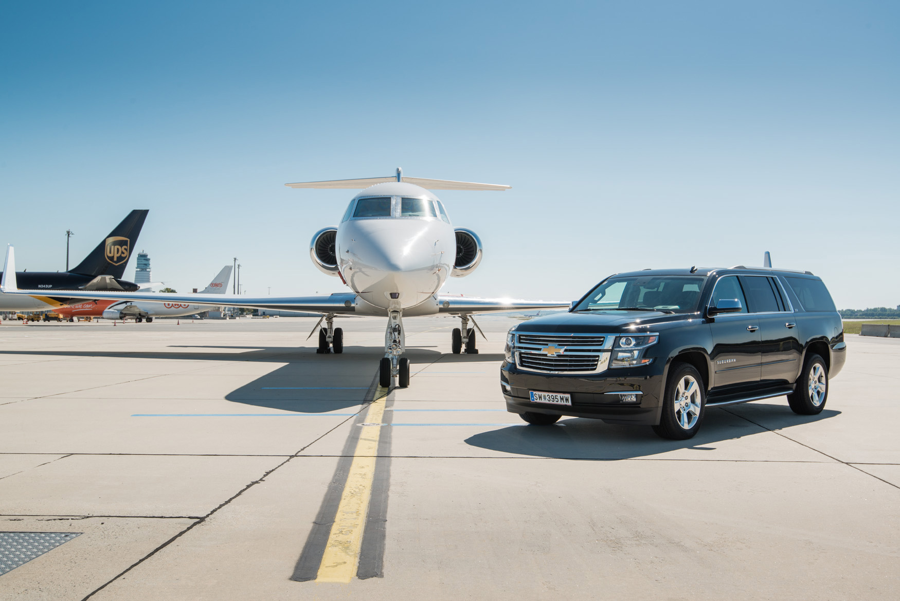 Private Airport (FBO) Transportation